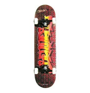 Renner A Series Graffiti Wall Complete Skateboard